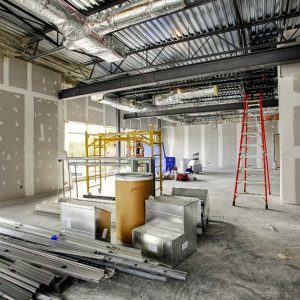Commercial renovation Fraser Valley and Lower Mainland
