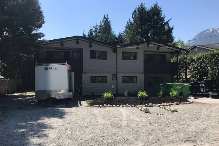 Exterior Renovation Abbotsford