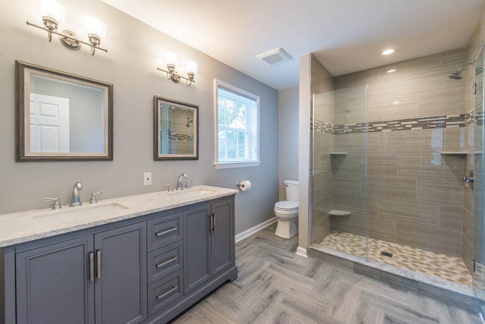 Bathroom Renovation Abbotsford