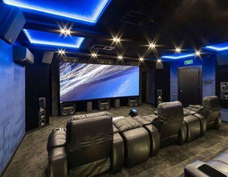 basement home theater renovation