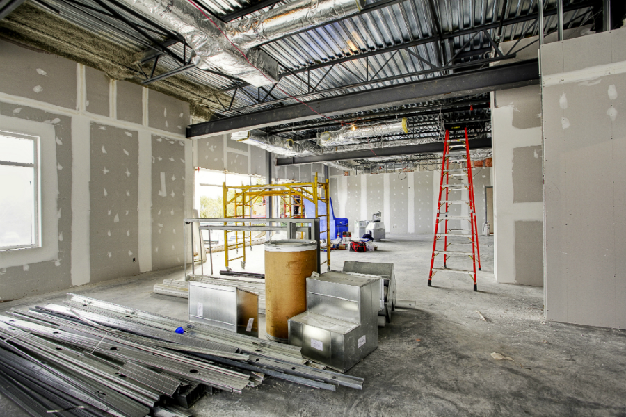 Commercial Renovations Langley