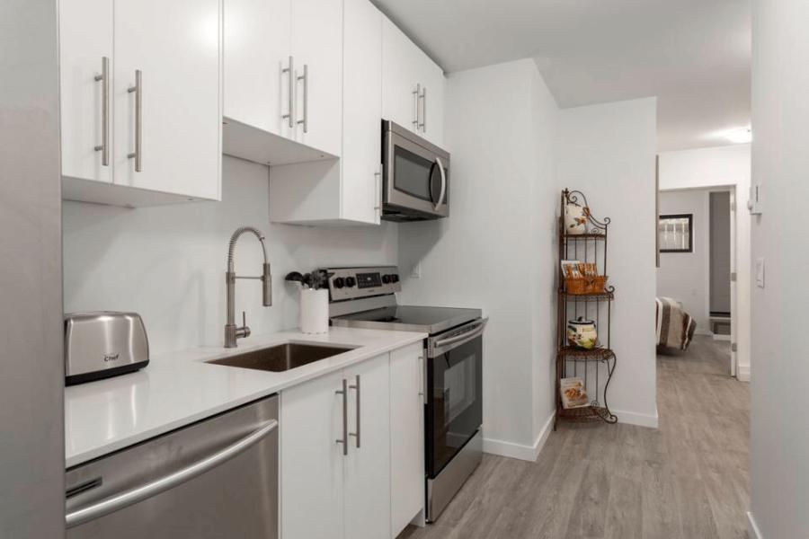 Kitchen Renovation Langley