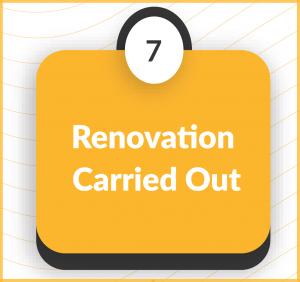 renovation process 7