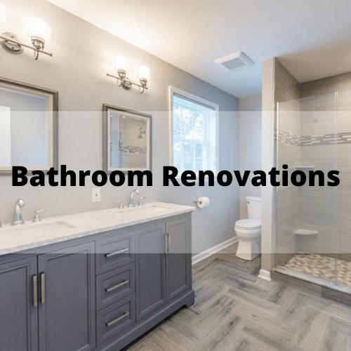Bathroom Renovation Burnaby