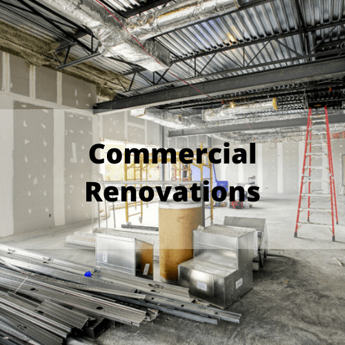 Commercial Renovation Burnaby