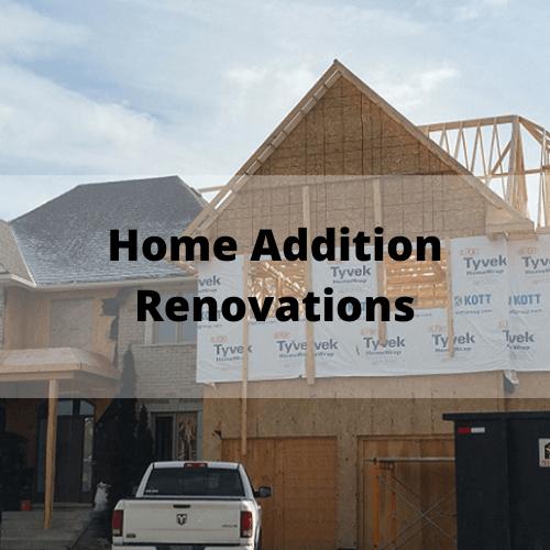 Home Addition Renovation Burnaby
