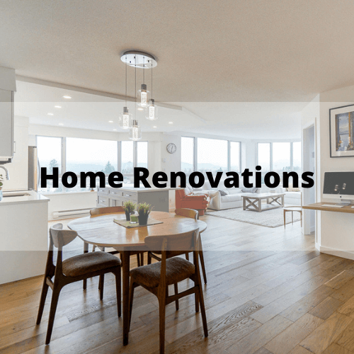 Home Renovation Burnaby