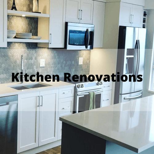 Kitchen Renovation Burnaby