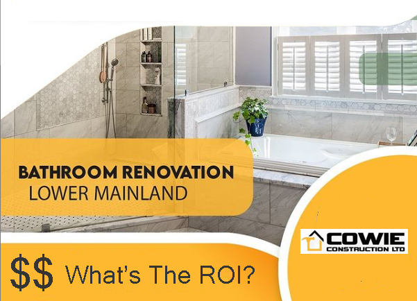 bathroom renovation roi